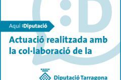 Subvencions Diputació de Tarragona - 2018